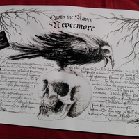 the raven il corvo