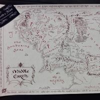 Mappa Middle Earth AIST