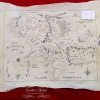 Mappa Middle Earth 1